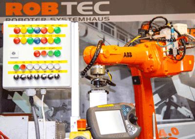 ABB IRC5 Schulungsroboter 1