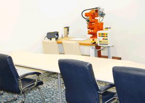 Schulungsroboter ABB