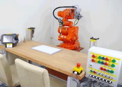 ABB Roboter zum Erlernen
