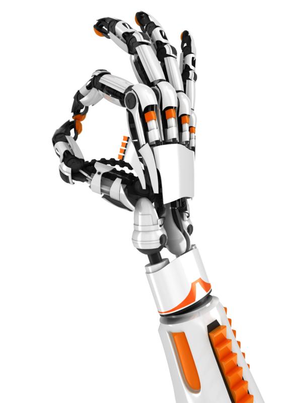 Roboterschulung