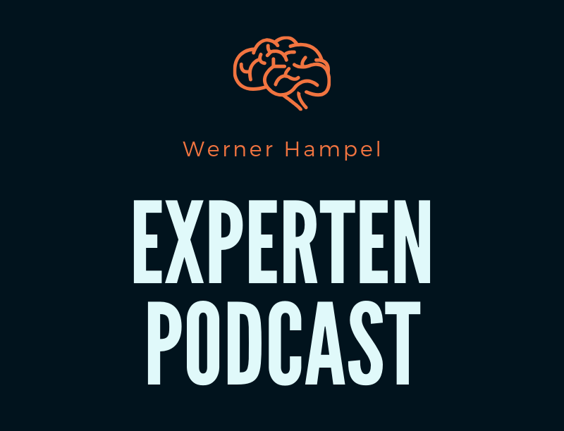 Experten-Podcast mit Werner Hampel