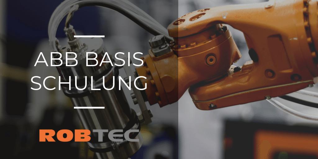 ABB Basis Schulung Roboter