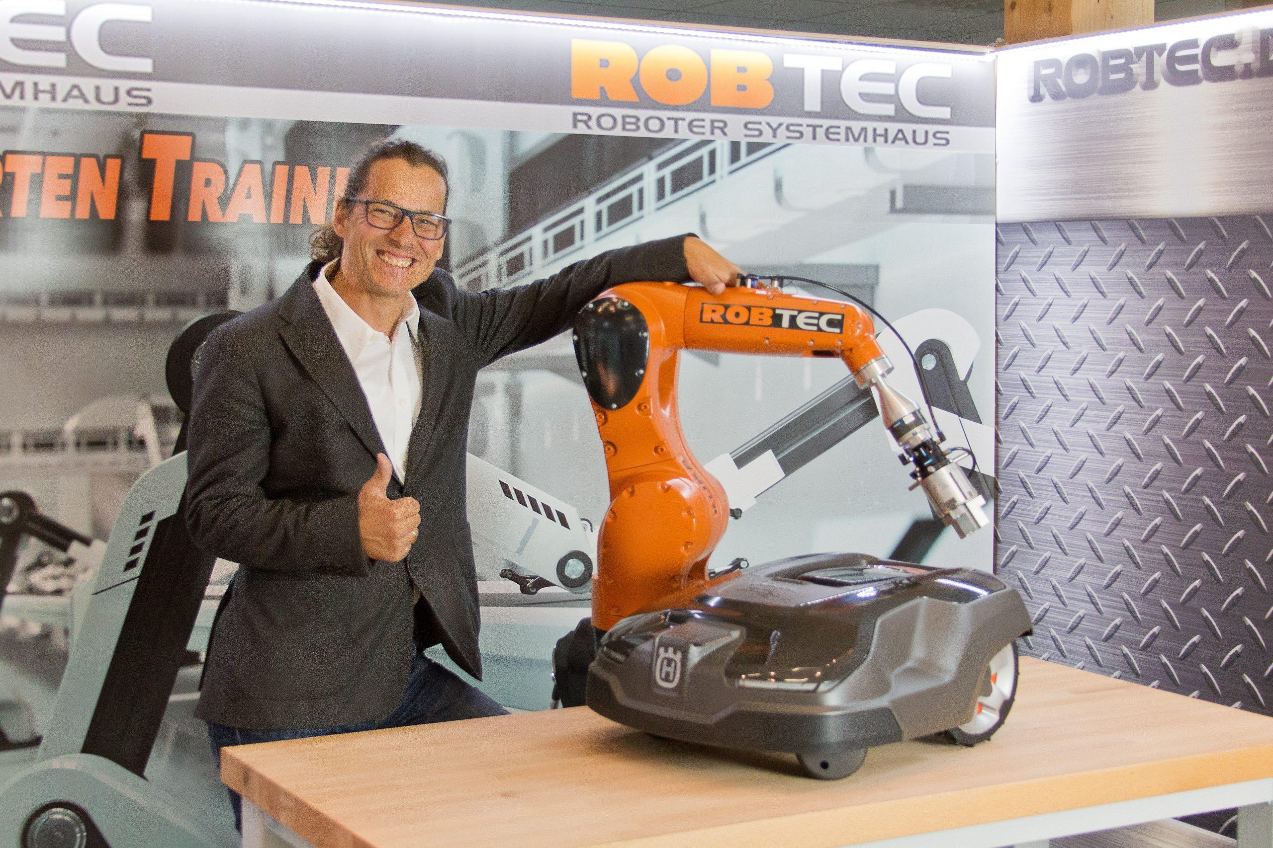 NEU: Roboter Mentoring